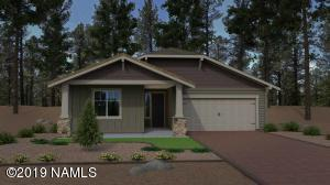 Plan 1566 Crestview, Flagstaff, AZ 86001