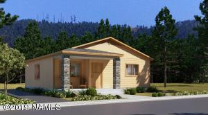 4950 E Trails End Dr. - Lot 1, Flagstaff, AZ 86004