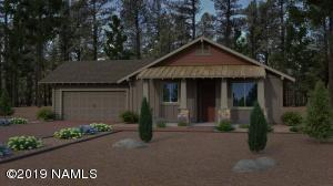 Exterior rendering of Affordable Housing Plan 1127