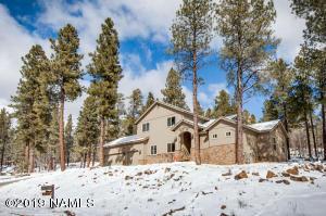 3330 Granite Ridge, Lot 4, Flagstaff, AZ 86001