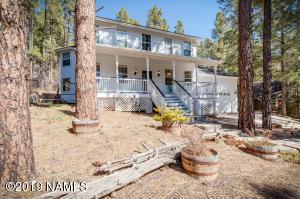 3491 S Gillenwater Drive, Flagstaff, AZ 86005