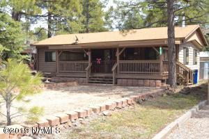 17095 S Deer Run Road, Munds Park, AZ 86017