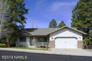 6304 E Abineau Canyon Drive, Flagstaff, AZ 86004