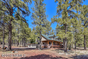 1595 S Minstrel Lane, Williams, AZ 86046