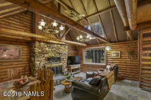This really is a log cabin in the woods! Backing forest!