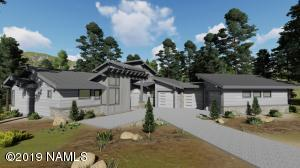 3121 S Solitaires Canyon Drive, Flagstaff, AZ 86005