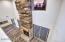 Barnwood Fireplace with Mantle