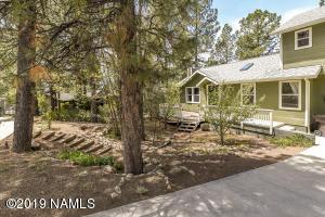 3525 N Monte Vista Drive, Flagstaff, AZ 86004