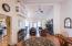 open floorplan with wonderful flooring