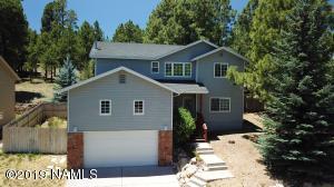6217 E Abineau Canyon Drive, Flagstaff, AZ 86004