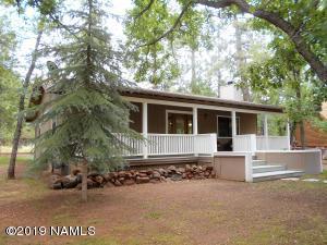 3737 Blacksmith Trail, Pine Top, AZ 85935