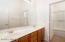 Dual Sinks Secondary Bath