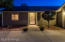 5745 Lee Drive Front Entry