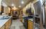 5745 Lee Drive Galley Kitchen