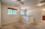 Large loft area upstairs makes a great office, game room, TV room, or more!