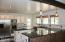 Clean bright updated kitchen.