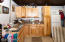 tack room kitchenette