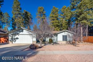 1866 S Highland Mesa Road, Flagstaff, AZ 86001