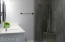 Master bath, dual sink vanity