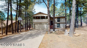 1310 N La Costa Lane, Flagstaff, AZ 86004