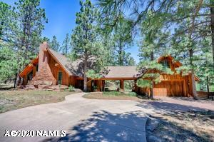 11950 N Glodia Drive, Flagstaff, AZ 86004