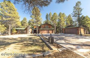 1237 Elkhorn Trail, Flagstaff, AZ 86005