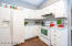 Wood Floors and White Cabinets