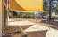 Covered Paved Patio