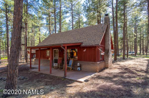 950 S Friar Tuck Trail, Williams, AZ 86046