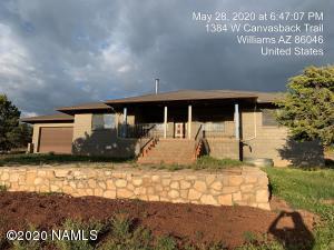 1384 W Canvasback Trail, Williams, AZ 86046