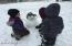Playing in the snow and sledding is unbeatable. So much fun! So what are you waiting for?
