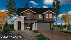 3561 W Altair Way, Lot 38, Flagstaff, AZ 86001