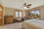 MASTER BEDROOM/ KING BED AND SPACE FOR DRESSERS