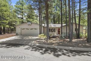 1341 N La Costa Lane, Flagstaff, AZ 86004