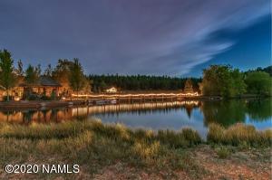 Twilight Lake view in Foxboro Ranch Estates