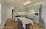 2 BR, 1 Bath Guest Suite - Charming Kitchen and Dining Area