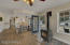 Cozy Woodstove - Open Floorplan - Dining Area Open to Kitchen and to Back Deck