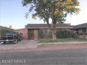 615 W Fourth Street, Winslow, AZ 86047