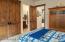 Third full bedroom with en-suite bathroom.