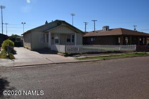 1004 N Apache Avenue, Winslow, AZ 86047