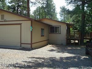 17295 S Mescalero Drive, Munds Park, AZ 86017