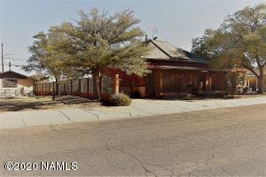 216 W 1st Street, Winslow, AZ 86047