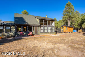 7650 N Snow Bowl Road, Flagstaff, AZ 86001