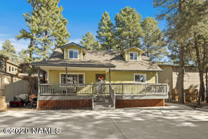1410 N Rim Drive, Flagstaff, AZ 86001