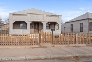 118 W Fourth Street, Winslow, AZ 86047