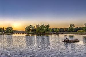 Twilight Community Lake