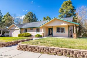6346 E Abineau Canyon Drive, Flagstaff, AZ 86004