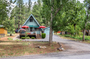 210 Lodge Drive, Munds Park, AZ 86017