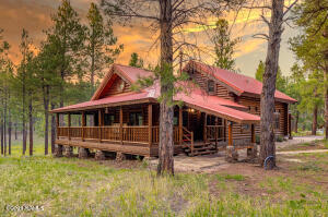 12620 E & 12682 Lillie J Ranch Road, Parks, AZ 86018