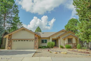 Single level homes are rare gem in Flagstaff.